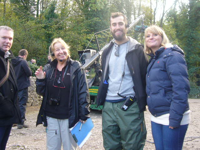 Autumnwatch crew