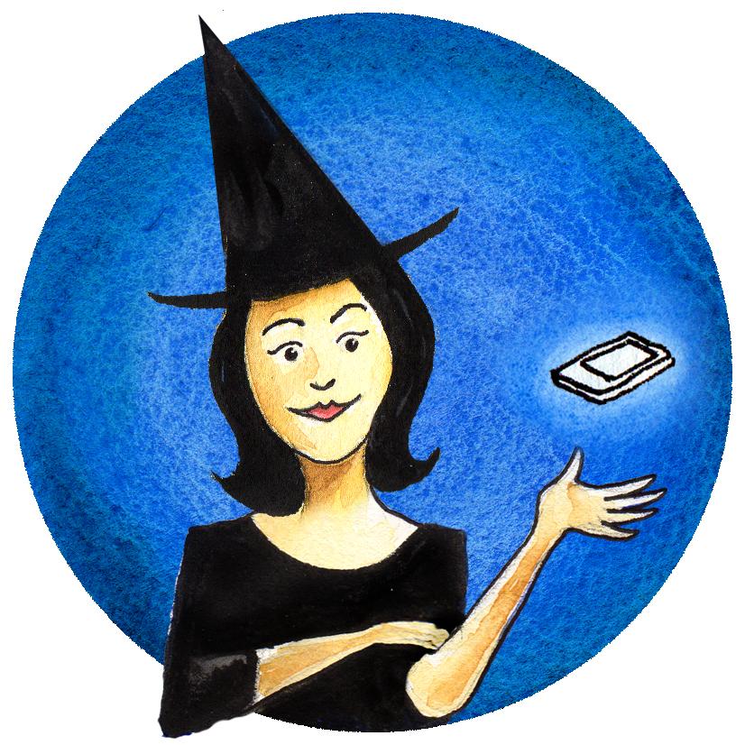 Digital Witch.North